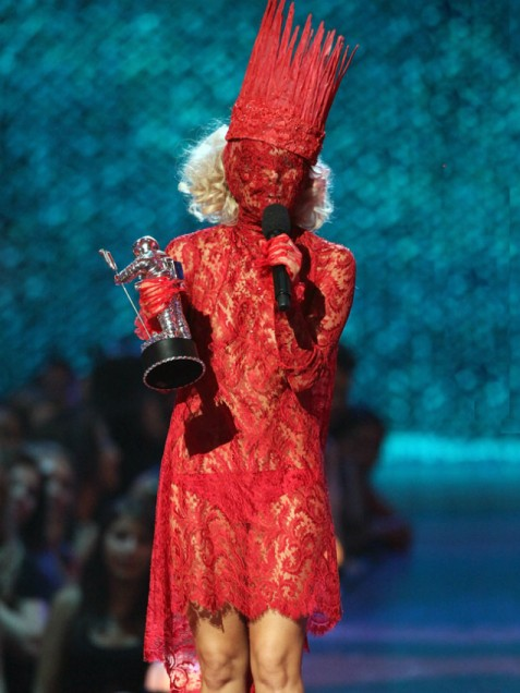 Here are some favourite Lady Gaga dresses, costumes, uniforms, pieces of old