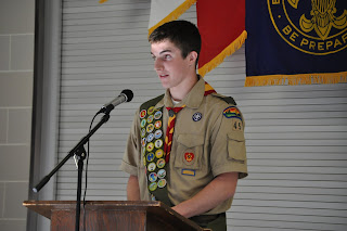 Eagle Scout Perseverence