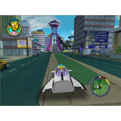 The simpsons hit and run pc gudang games free