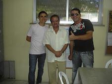 PROFESSORES DO LEI (DIEGO,ARLINDO E NETO).