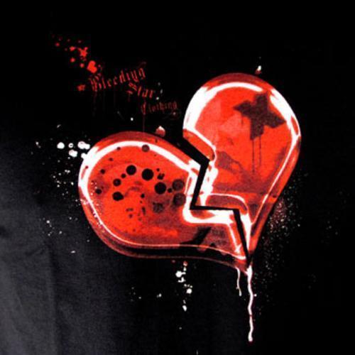 broken heart sms for him