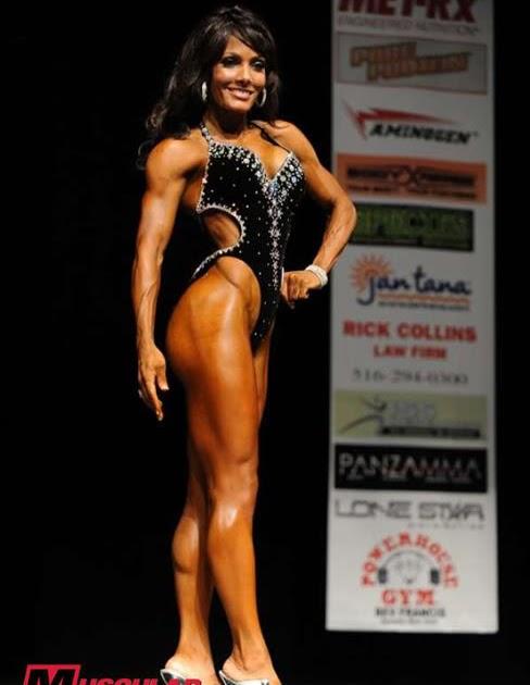 Female And Male Bodybuilding Advice: Las Vegas Female Bodybuilders