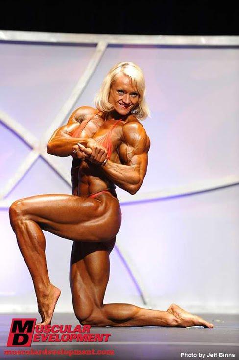 Female And Male Bodybuilding Advice: Washington Female