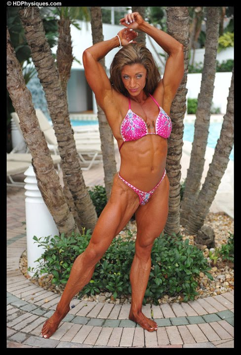 Germany DE Handsome Female Bodybuilders Photos