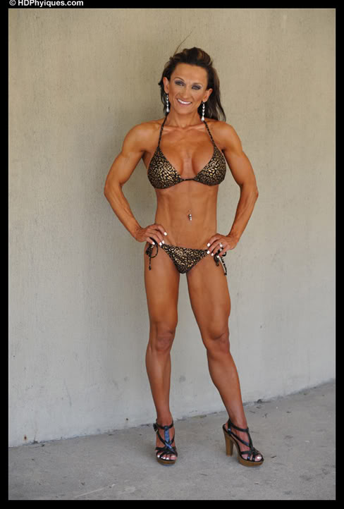 Skills amateur female body builders big fuckin' load