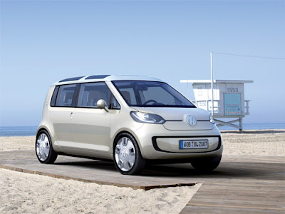 Volkswagen Space Up