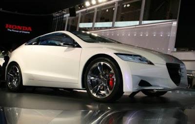 hybrid CR-Z