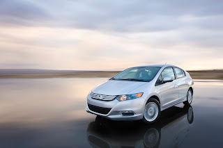 2010 Honda Insight Hybrid Official Pics