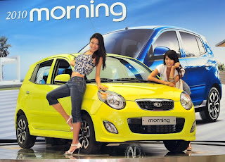 2010 Kia Picanto: Morning Mini Facelift