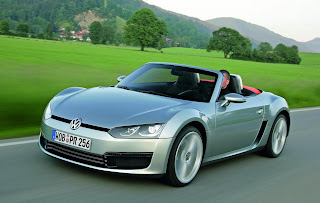 VW BlueSport Roadster RWD Sportscar Pics