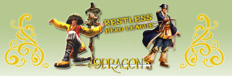 Restless Hero League