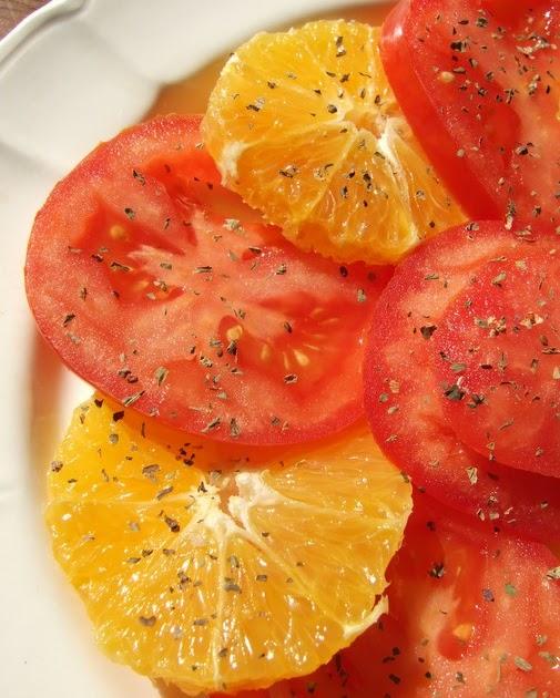 Blog de cuisine carpaccio tomate orange - Basilic seche a ne pas consommer ...