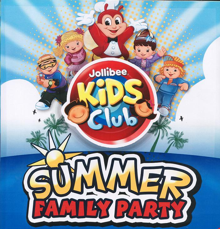 ILoveSMdavao: Jollibee Summer Family Party At SM Davao On