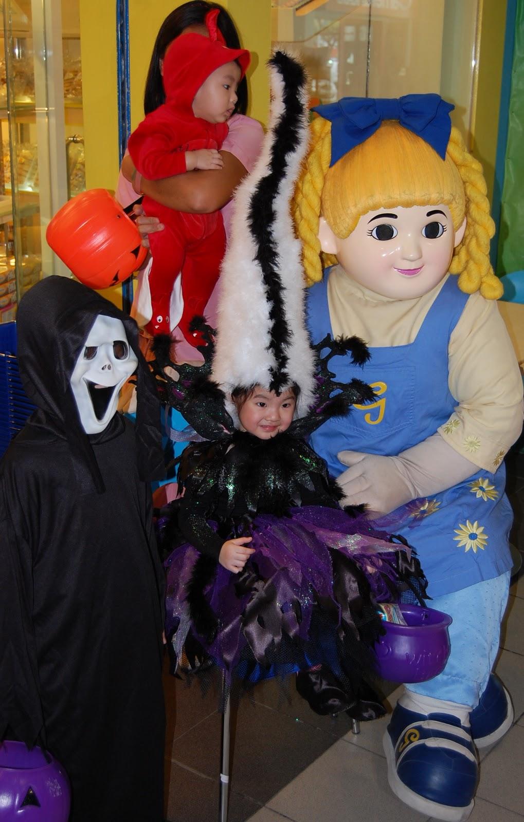 iLoveSMdavao: SPOOKtacular Halloween at SM Davao!