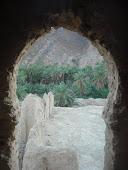 منظر جميل من نواحي مدينة طاطا جنوب المغرب