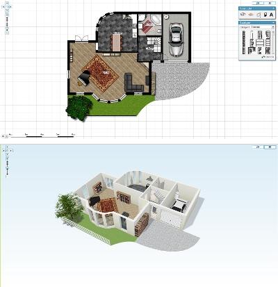 Constructeur maison november 2010 for Voir sa maison en 3d