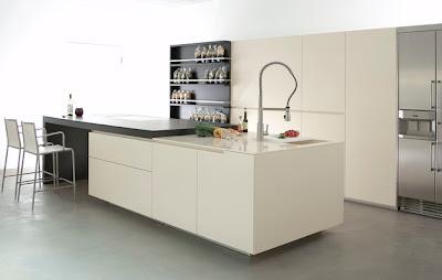 12 mod les de cuisines design le blog de loftboutik. Black Bedroom Furniture Sets. Home Design Ideas
