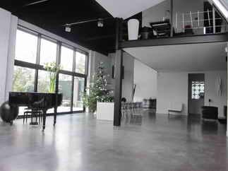 mezzanine charpente apparente poutrelles metalliques de lofts le blog de loftboutik. Black Bedroom Furniture Sets. Home Design Ideas