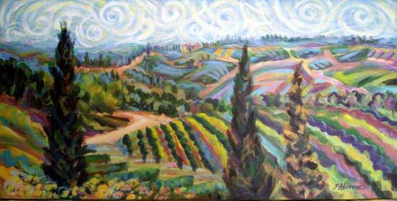 """""""Tuscany Valley"""""""
