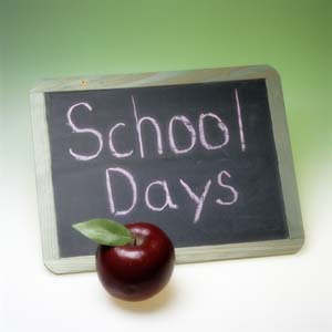 school days are the golden days Day one - first day of school -- august 6, 2018 sgms volunteers will meet and  greet all parents, guardians, and students as they enter into the nest for a.