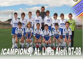 "AT. LLIRIA ALEVIN ""C"" 07-08"