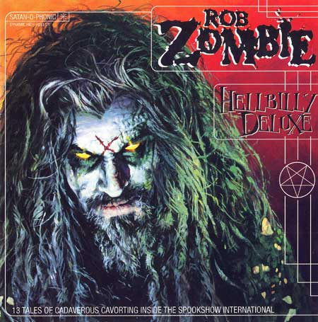 rob zombie the band