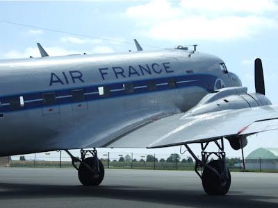 Balade en DC3 DC3-Pau