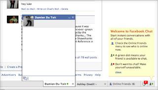 finestra facebook
