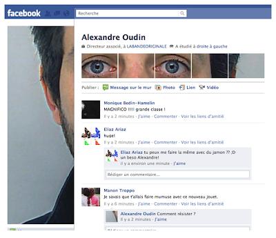 oudin facebook