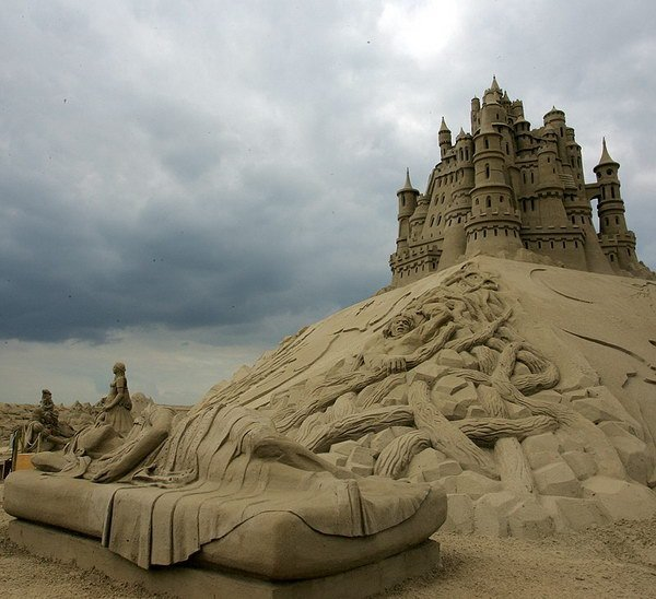 Most Amazing: Most Amazing Sand Sculptures