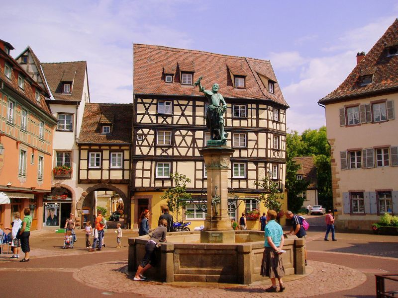 Meet The City Colmar France Golberz Com