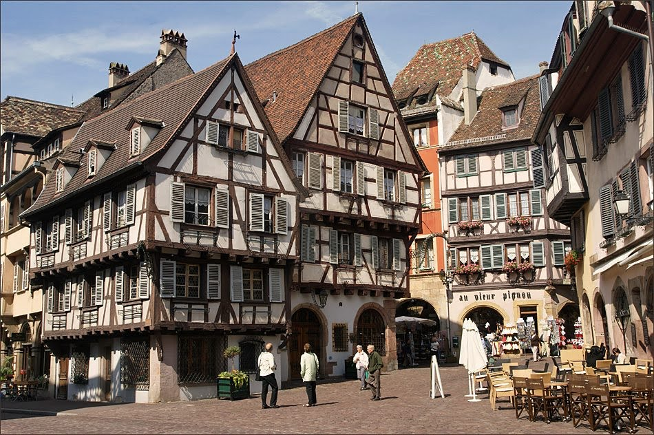 Colmar France  City new picture : Meet The City Colmar France | Golberz.Com