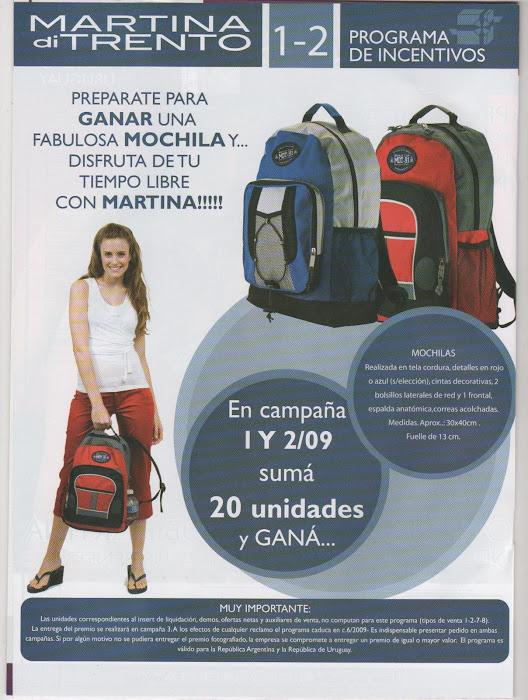 PREMIOS CAMPANAS 01 Y 02