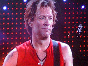 I went to the BON JOVI concert last week. It was AWESOME!
