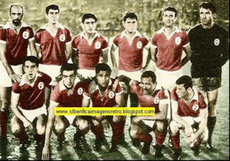 Benfica vs Inter Milão ( Taça dos C. Europeus )