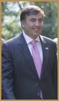 le Président Mikheil Saakashvili (მიხეილ სააკაშვილი)