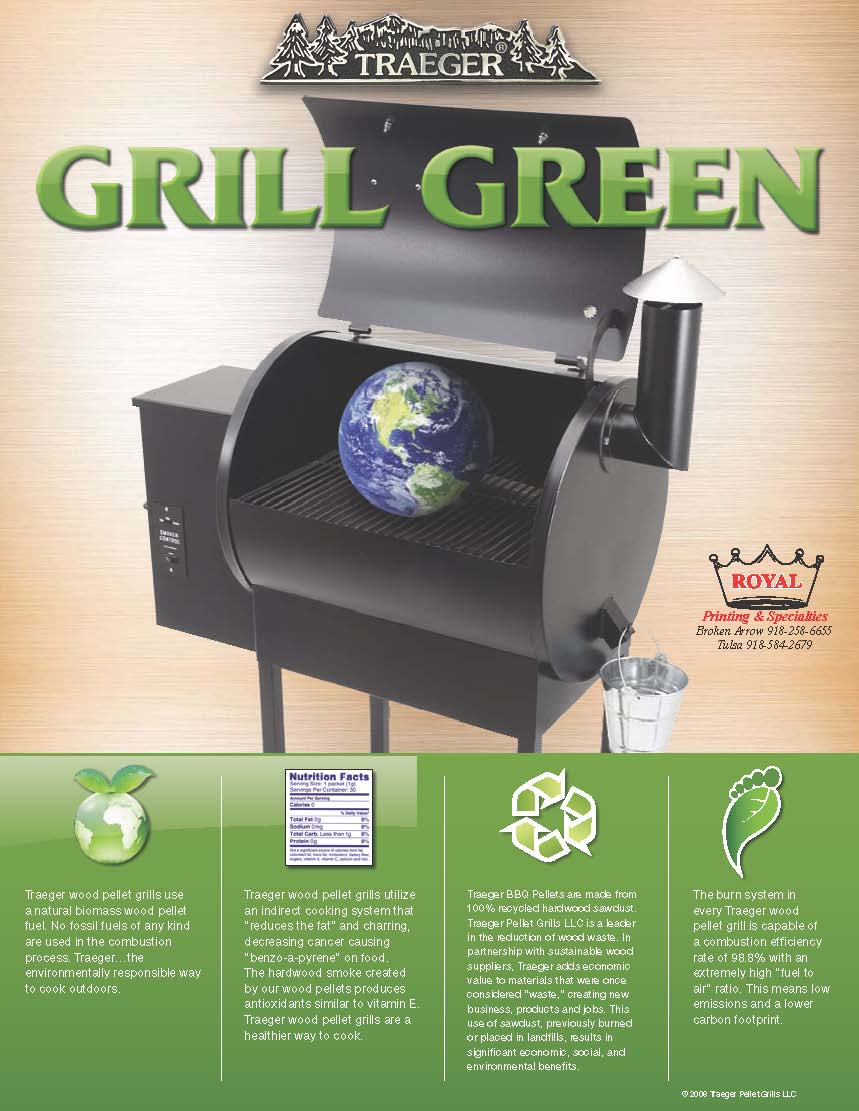 Traeger Grills 2010 Grill 100 Wiring Diagram Traegers Green