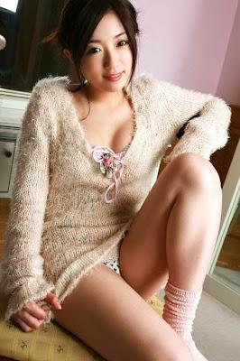 Sayuri Otomo_japonesas lindas!_1