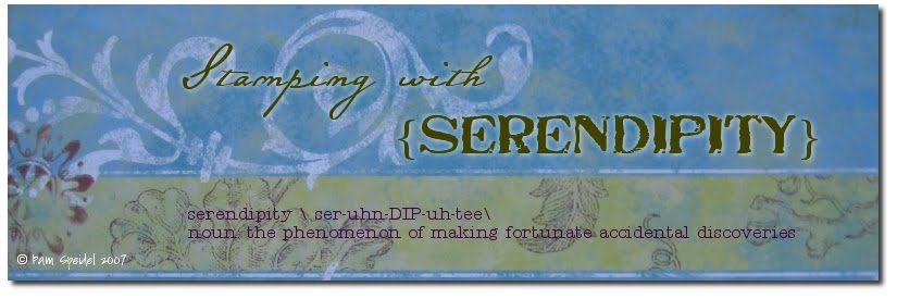 Stamping with Serendipity