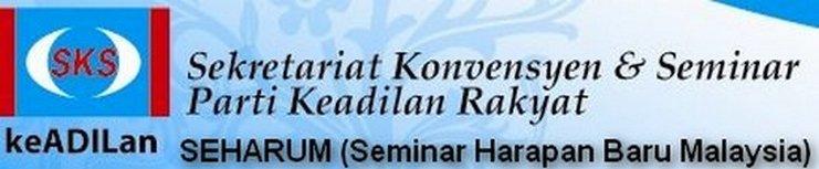 PKR- Sekretariat Konvensyen & Seminar