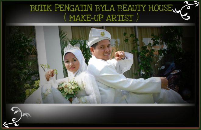 BUTIK PENGANTIN BYLA BEAUTY HOUSE (Make-up Artist)