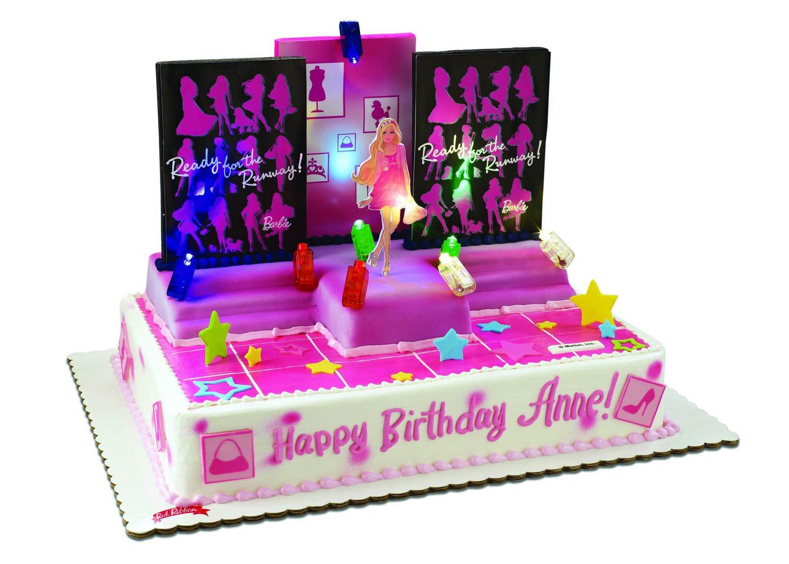 Fairy Mermaid Barbie Cake Ideas And Designs
