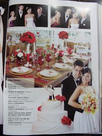 Nosso Bolo na revista Inesquecível Casamento