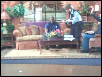 Dr. Beckles Begins To Host His Own TV Show  1/7/2011