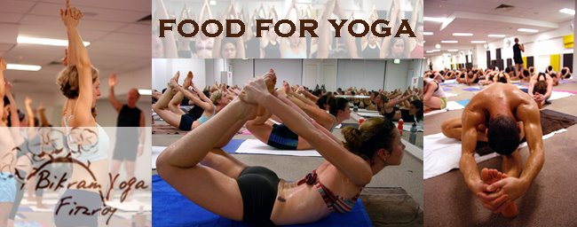 Food for Yoga