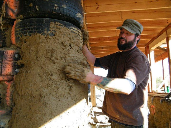 Ohio Earthship Project Alternative Building Methods
