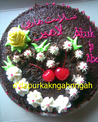 Birthday Hubby dan Bak