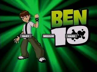 ben 10 puzzle game #01