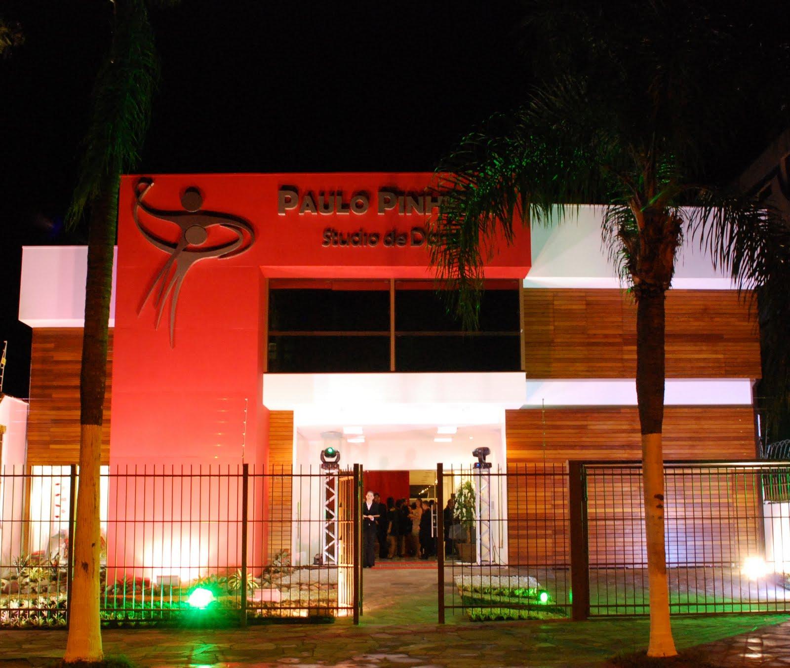 jardim ipe valparaiso:CMD: Nova sede do Studio de Dança Paulo Pinheiro
