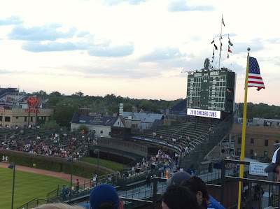 Wrigley Field Attendance